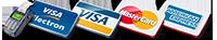 Tarjetas de crédito visa, mastercard y american express para pagar tus viajes a Egipto y tus viajes a Sudán